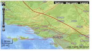 louisiana fault map los angeles fault lines map swimnova