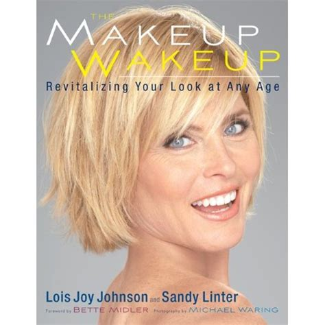 40 something makeover sandy linter s book makeup wakeup fab over 40