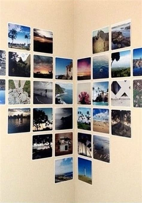 diy room decor 21 easy diy projects to make your room amazing photo displays inspiration