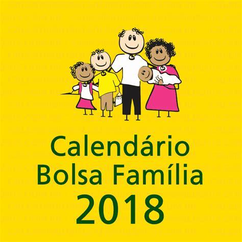 Calendario Cartao Bolsa Familia Calend 225 Bolsa Fam 237 Lia 2018 Saiba Todas As Informa 231 245 Es
