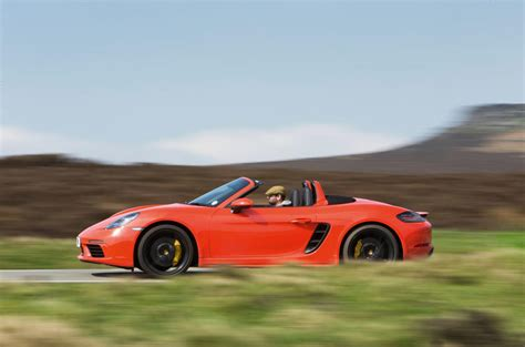 porsche boxster vs boxster s porsche 718 boxster s vs lotus elise sports cars compared