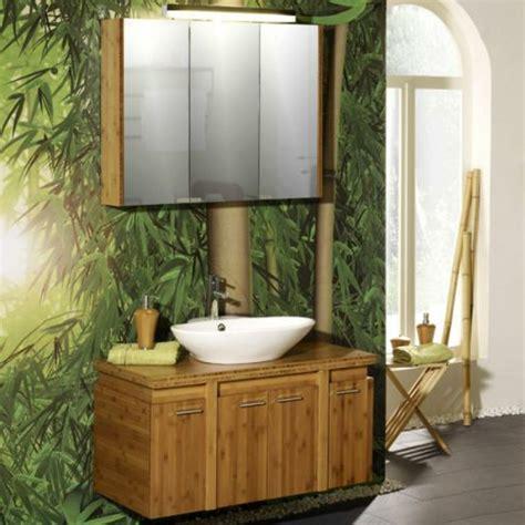 bambus badezimmer badezimmer unterschrank bambus raum und m 246 beldesign