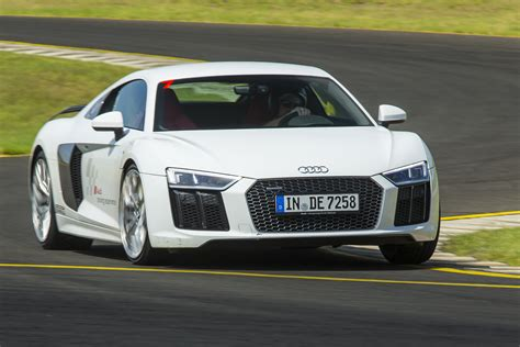 New Audi R8 by Audi R8 Drive Audi R8 To Blast In From 355k Goauto