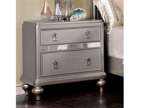 mirrored nightstand 3 drawers 3 drawer mirrored nightstand radionigerialagos