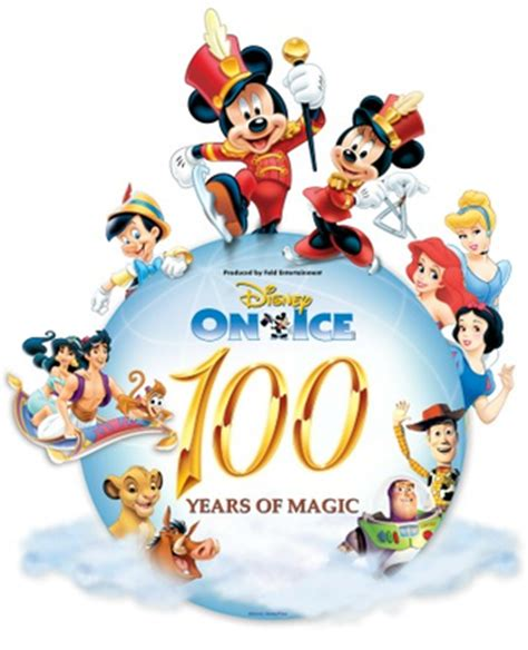 Family Disney On Ice100 Years Of Magic by Win Tickets To Disney On 100 Years Of Magic