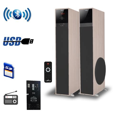2 1 Channel Bluetooth befree sound 97095899m 2 1 channel bluetooth tower