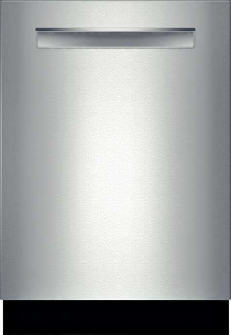 Bosch 3rd Rack Dishwasher by Shp65tl5uc Bosch 500 Dlx Flush Handle Dishwasher 3rd