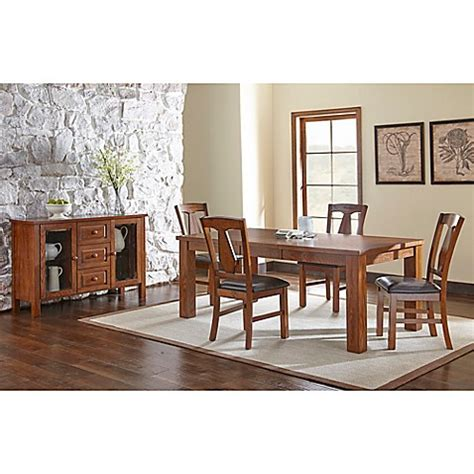bed bath and beyond lakewood co steve silver co lakewood seating collection in oak bed