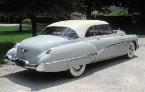 1949 buick riviera 1949 buick riviera roadmaster hardtop aucton results