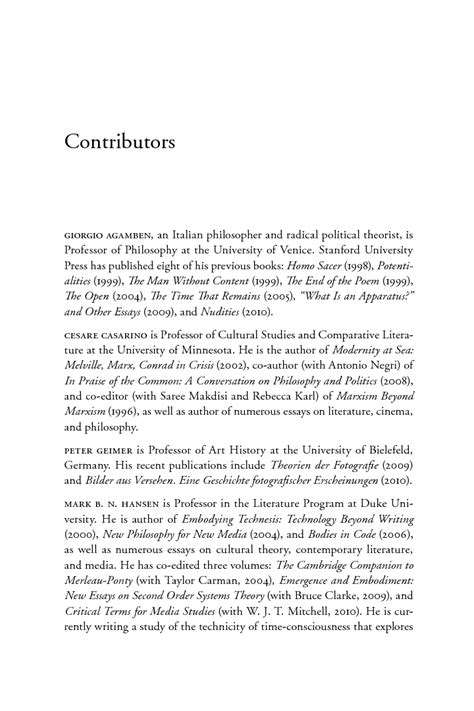 Japanese Culture Essay by Start Reading Releasing The Image Edited By Jacques Khalip And Robert Mitchell