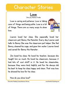 character education worksheets submited images