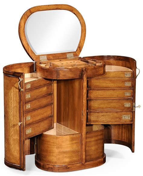 vanity and jewelry armoires luxury locking jewelry armoire with mirror vanity