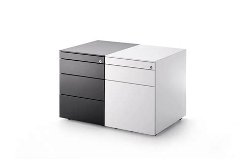 small white gloss filing cabinet office cabinets 3 drawer chest of drawers mdf italia