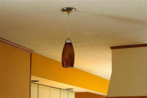 Pendant Light Installation How To Install A Pendant Light How Tos Diy