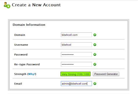 membuat database di account hosting 3 rumahweb s news rumahweb s news article and tutorial of web development