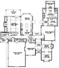Large House Plans Large House Plans Large House Floor Plans Hill Country