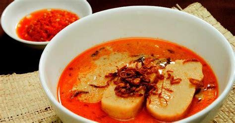 membuat laksan palembang resep masakan indonesia