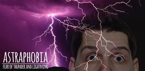 scared of thunder top 10 most common phobias healthtopia