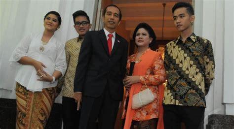 biodata anak jokowi dodo indra bekti pernikahan putra sulung presiden dikemas