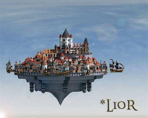 Lior 2013   The Air Kingdom ? Minecraft Building Inc