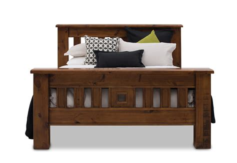 double bed bedroom sets settler double bed amart furniture