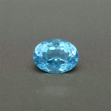 Mustika Combong Kendit Istimewa batu blue topaz bertuah istimewa pusaka dunia