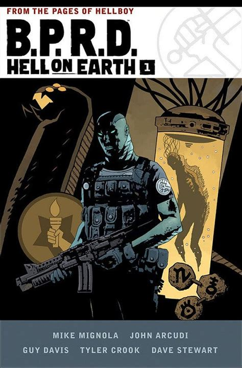 b p r d hell on earth b00a820ufk b p r d hell on earth 2010 hc06 hell on earth volume 1