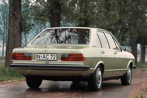 Audi Garantie Gegen Durchrostung by Tradition 45 Jahre Audi 80 Neustart Mit Nummer 80