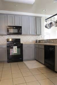 grey kitchen cabinets with black appliances grey cabinets black appliances kitchen gusto grace