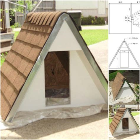 diy dog house 15 brilliant diy dog houses with free plans for your furry companion diy crafts
