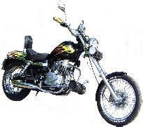 125er Motorrad Cruiser by 125 Er Garage Die 125er Niederrhein Cruiser