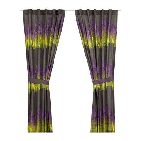 purple leaf curtains 121 best images about interior purple green on