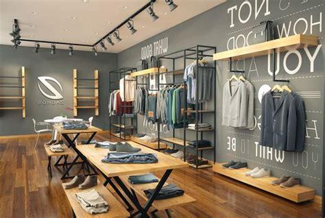 desain toko distro unik 7 contoh desain ruangan distro simple dan cara menata