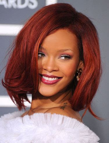 bob hairstyles with uneven ends rihanna hairstyle share rihanna hairstyle together