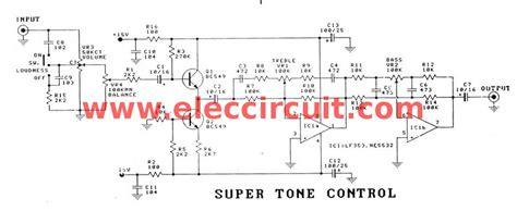 4558 tone circuit diagram 4558 tone circuit diagram circuit and schematics