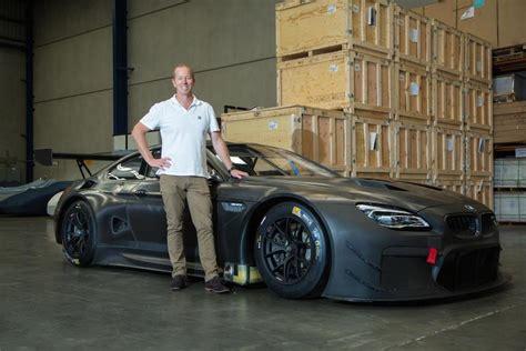 First BMW M6 GT3 arrives in Australia   Speedcafe