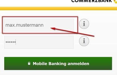 commerzbank bank login commerzbank login konto mobile banking login