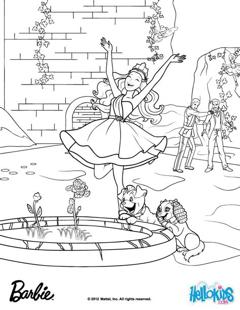 coloring pages of barbie and the secret door barbie and the secret door coloring pages www imgkid com
