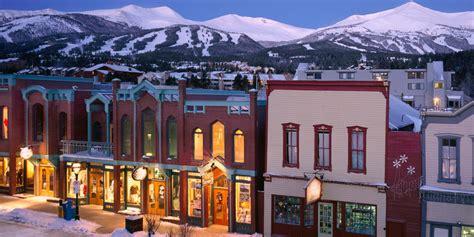 breckenridge colorado summit county towns