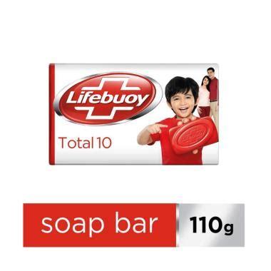 Sabun Total jual lifebuoy total 10 sabun batang12 pcs 12 x 110 g