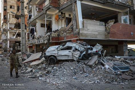 earthquake kermanshah tehran times kermanshah quake tragedy altruism hope