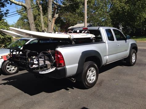 toyota tacoma bed extender tailgate extender tacoma world