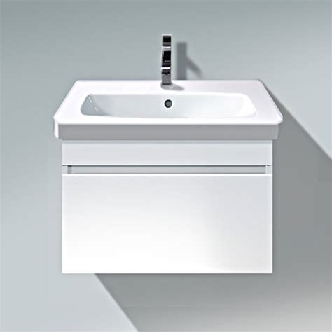 Duravit Vanity Basin by Duravit Durastyle 580mm Wall Mounted Vanity Unit With Basin