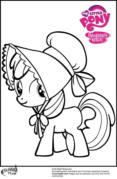 my little pony granny smith coloring pages my little pony coloring pages apple bloom