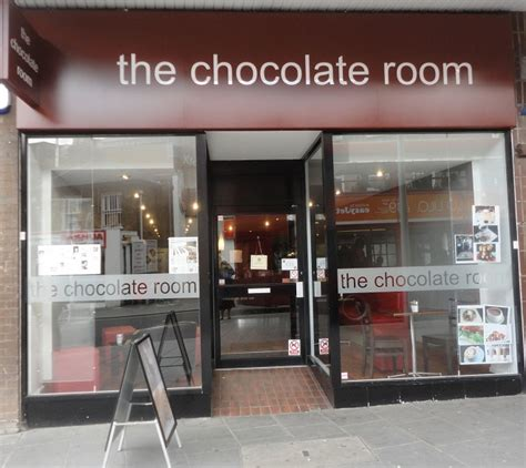 The Chocolate Room by The Chocolate Room