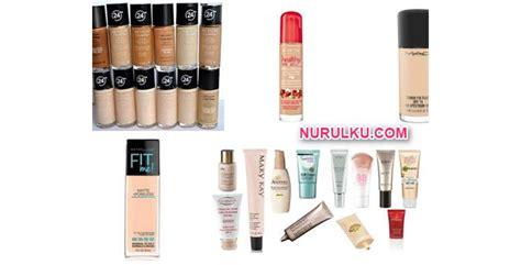 Harga Make Foundation Untuk Kulit Berminyak 16 merk foundation untuk kulit berminyak yang bagus dan