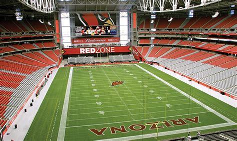 Home Inside Roof Design by Arizona Cardinals Stadium Segd