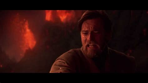 you were my anakin i you were my anakin i loved you