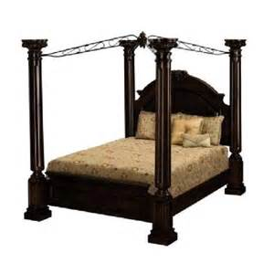 Queen Bed Canopy by Amazon Com Barcelona Queen Canopy Bed