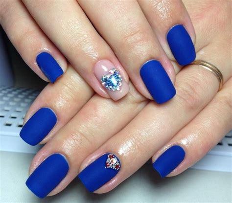 Deco Ongle Gel Bleu by 1001 Nails Arts Stup 233 Fiants Pour Une Manucure Originale